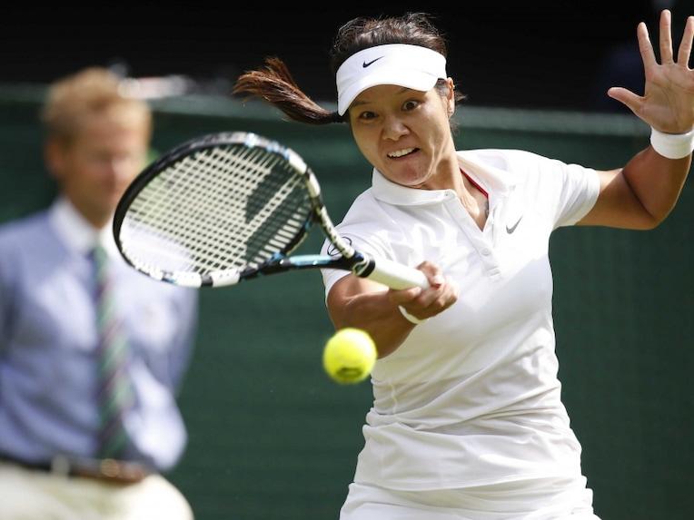 Li Na Wimbledon 14