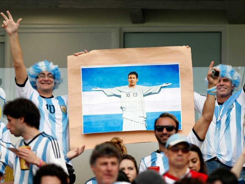 Lionel Messi jesus