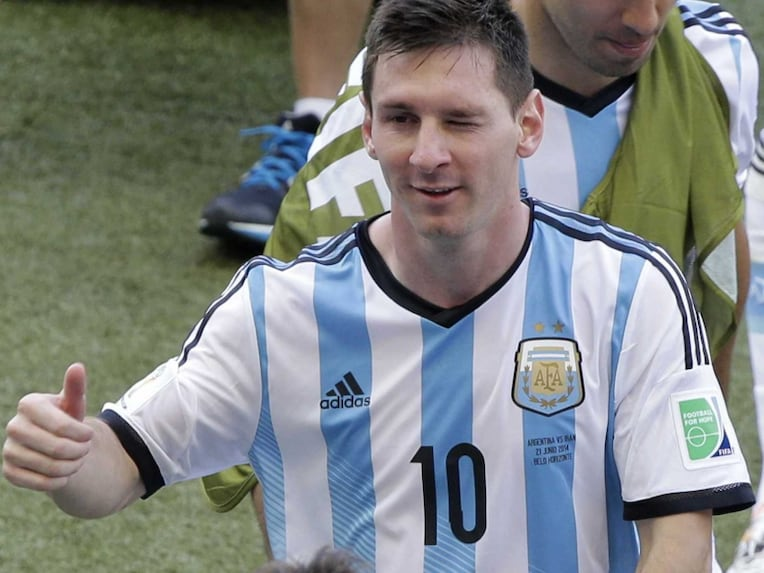 No Sweat! Despite immense pressure on him, Lionel Messi has played as per expectations in the World Cup so far.