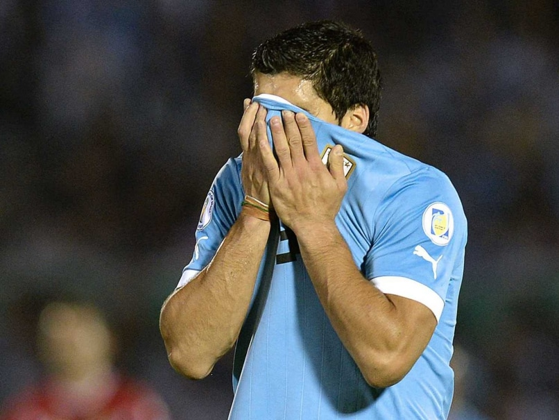Feeling Pain of Shame? Luis Suarez has been slammed by most for his on-field behaviour.
