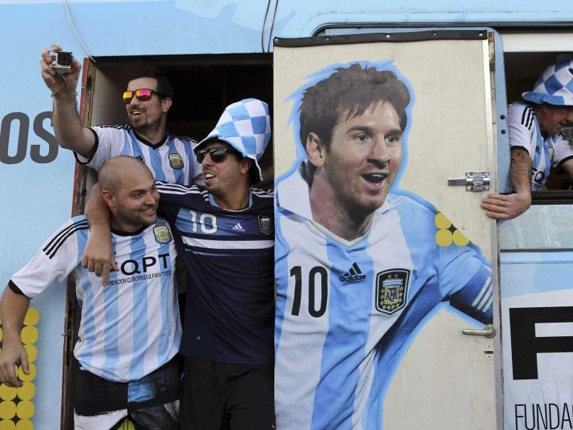 Lionel Messi WC