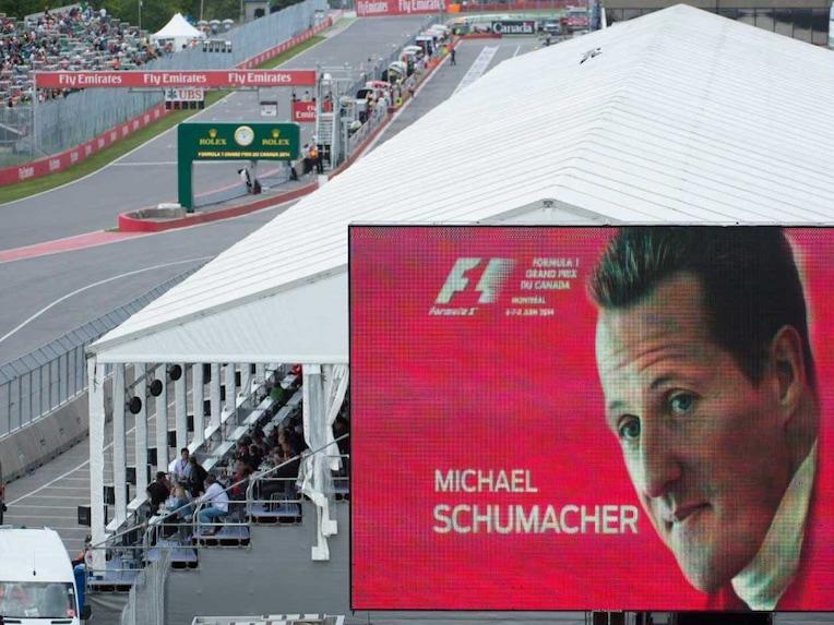 Michael Schumacher track