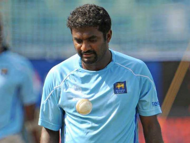 Lyon Relishes Working With Muralitharan