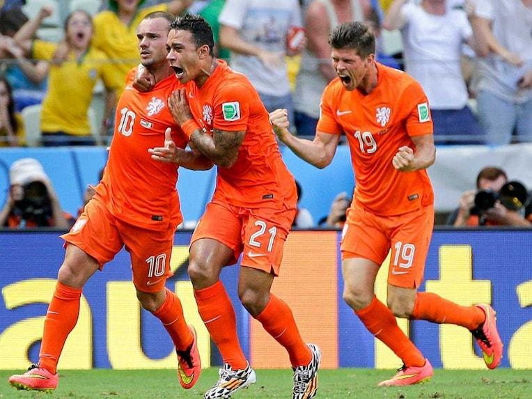 Netherlands goal
