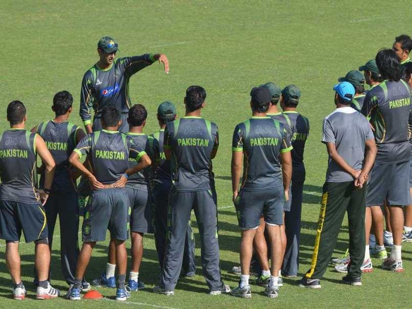 Pakistan cricket camp