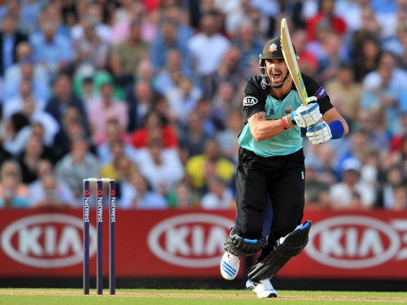 Pietersen Surrey England