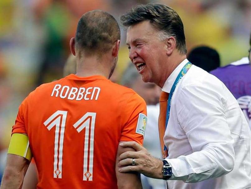 Robben Van Gaal