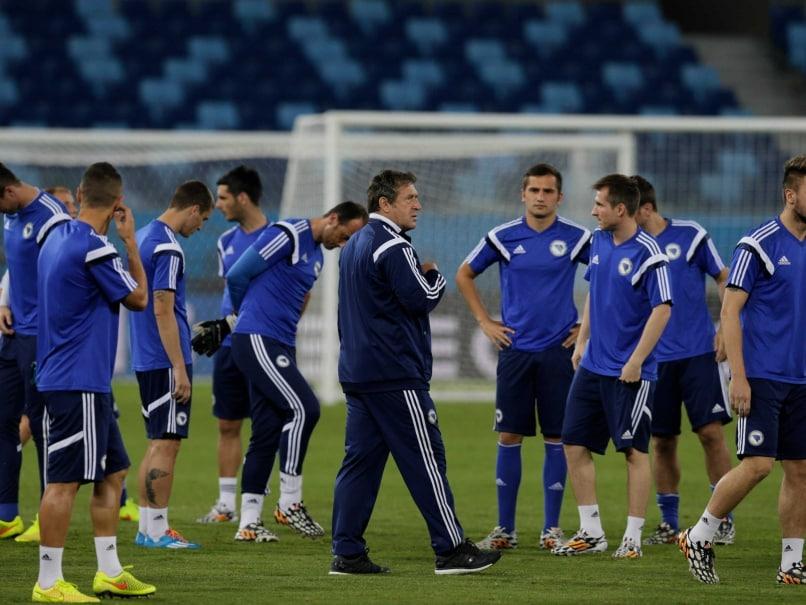 Bosnia coach Sabet Susic