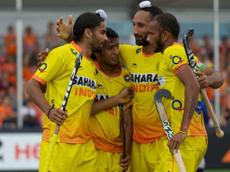 India take on Champions Australia in their 5th match of hockey World Cup