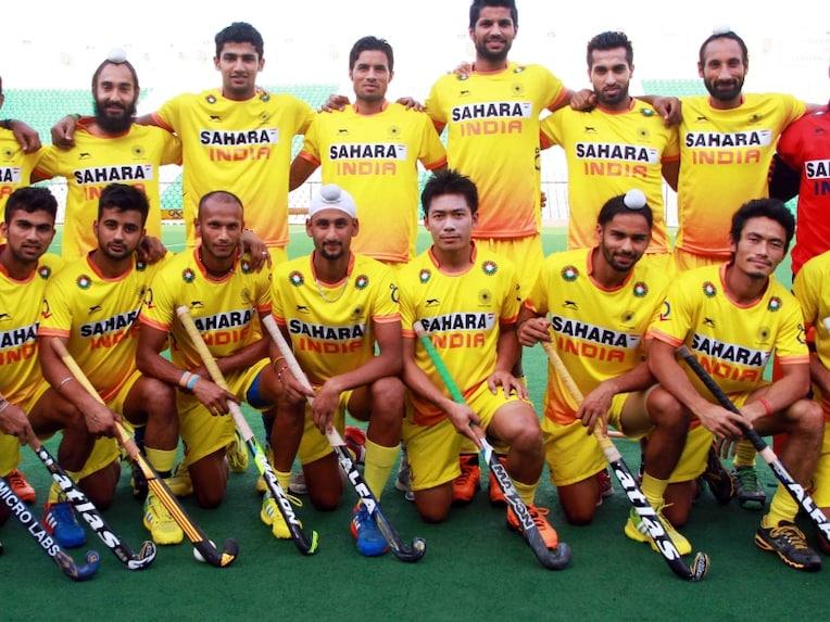 Team India Hockey World Cup