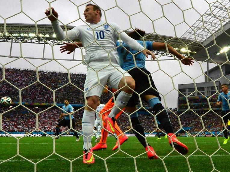 Wayne Rooney World Cup goal