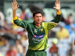 Pakistan Pacer Junaid Khan Ties the Knot
