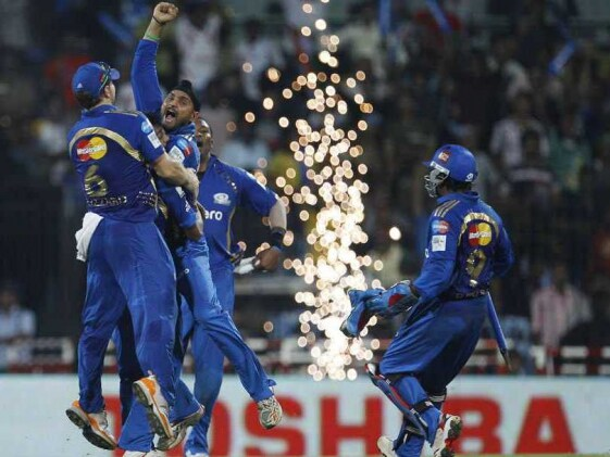 Beating Chennai was big morale-booster: Harbhajan