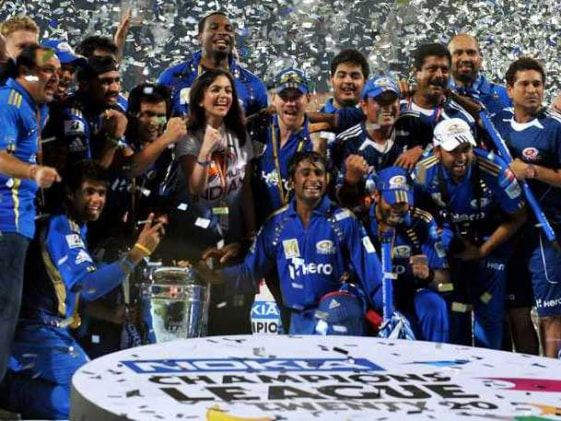 Mumbai Indians are the new champions of CLT20