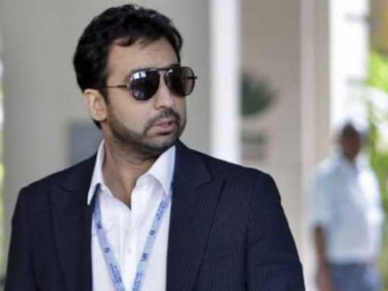 BCCI suspends Rajasthan Royals' co-owner Raj Kundra