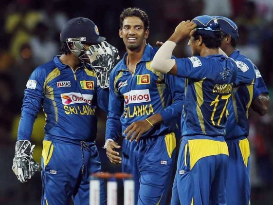 Sri Lanka fined for slow over rate
