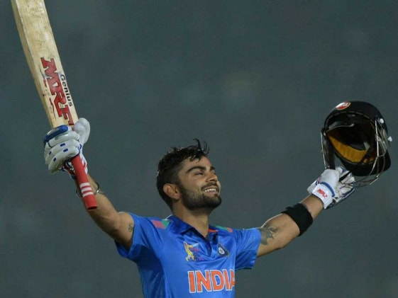 Virat Kohli reclaims number one position on ICC ODI batsmen rankings
