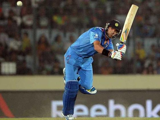 Pressure now off Yuvraj: Dhoni