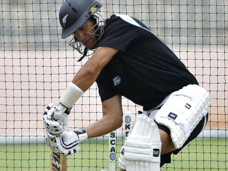 Ross Taylor India