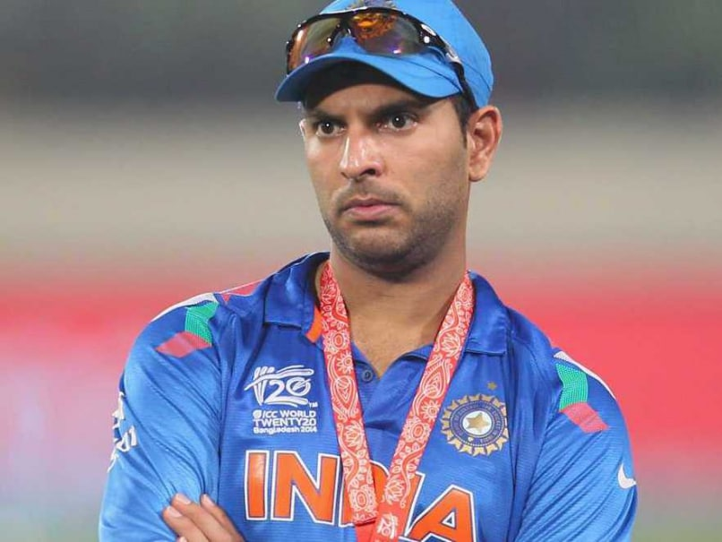 Yuvraj Singh Defensive After Dad Yograj Slams MS Dhoni for Son s World    Yuvraj Singh