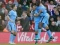 Ten-Man Manchester City Defeat Southampton