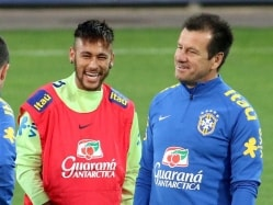 Thiago Silva Makes Peace With Neymar, Dunga