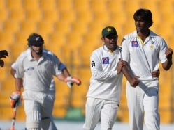 Injured Rahat Ali Out of Test Series Against Bangladesh