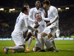 Wayne Rooney Named England Player of The Year