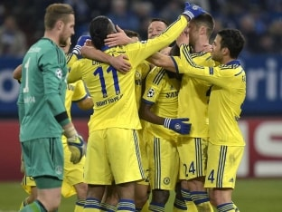 Chelsea F.C. Brush Aside F.C. Schalke With 5-0 Drubbing in Champions League