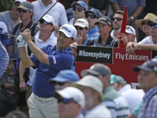 Greg Chalmers Takes One-Stroke Lead Over Rory McIlroy After Australian Open Second Round