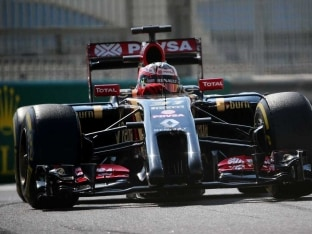 Abu Dhabi Grand Prix: Romain Grosjean Hit with 20-Place Grid Penalty