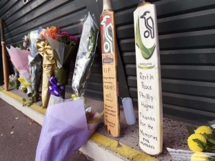 Phillip Hughes' Funeral on December 3, First Test Between Australia and India Postponed