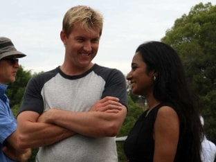 Australian Pace Ace Brett Lee Set to Take Bollywood by Storm