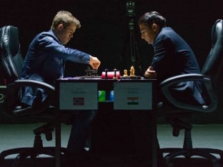 Watch World Chess Championship, Game 8, Live: Viswanathan Anand vs Magnus Carlsen