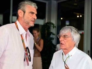 Ferrari Bring in New Team Principal for 20
