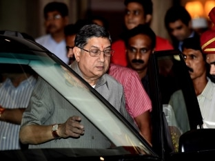 N. Srinivasan, Chennai Super Kings Await Supreme Court Decision on their Future in Indian Cricket