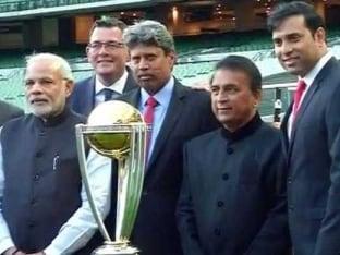 Narendra Modi cricket Australia