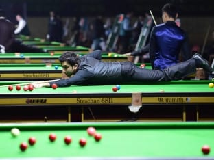 India Thump Pakistan to Enter Asian Snooker Championship Final