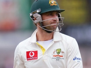 Phillip Hughes' Fight for Life Enters Third Day