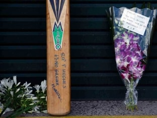 Phillip Hughes' Death: Indian Players Wear Black Armbands, Train Indoors