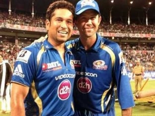 Ricky Ponting Starts New Innings as Mumbai Indians Coach