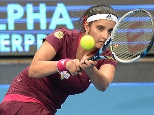 IPTL: Sania Mirza Stars as Indian Aces Beat Singapore Slammers in Opening Game