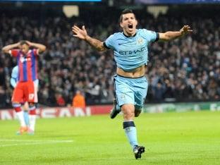 Sergio Aguero Hat-Trick Helps Man City Stun Bayern Munich in Champions League