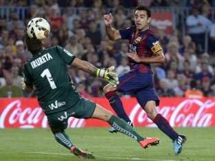 FC Barcelona Captain Xavi Hernandez Signs With Qatari Club