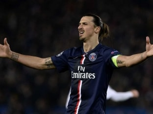 Champions League: Edinson Cavani, Zlatan Ibrahimovic Take Paris-Saint Germain Past Ajax