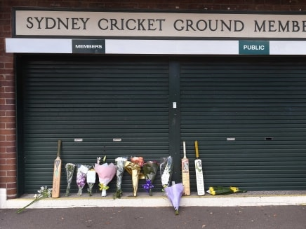 Cricket Australia and NSW Support State Memorial Service for Phillip Hughes