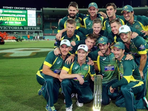 Australia Edge South Africa in Final ODI to go Top of Rankings