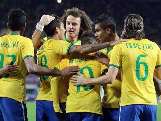 Brazil Make it Six Wins in Six Under Dunga, Beat Austria 2-1 in Friendly