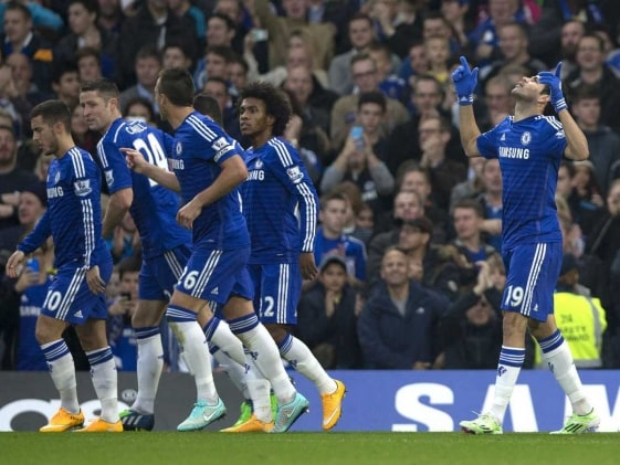 EPL: Chelsea Beat West Brom, Manchester City Overcome Swansea
