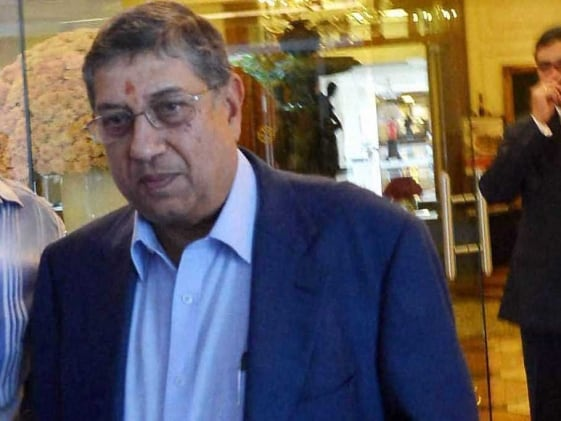 BCCI Files Affidavit in Supreme Court, Says N. Srinivasan Did Act Against Guilty Player